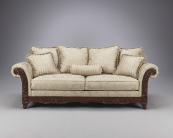"Trivietė sofa ""Brilliance Alabaster"""